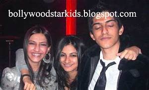 Bollywood Star Kids: Latest Pics of Anil Kapoor's Son ...
