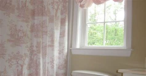 simply shabby chic shower curtain target bathrooms shabby chic target simply shabby chic toile shower curtain pink bathroom our