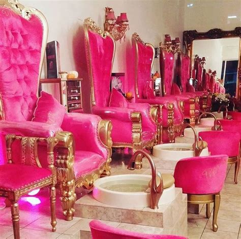 Bomacy Best Pink Throne Kid Fabric Pedicure Spa