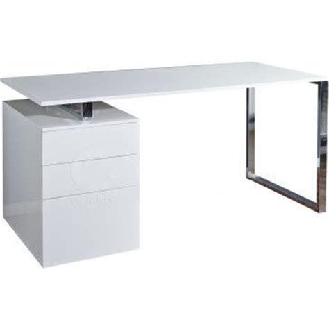 bureau blanc laqu bureau design blanc comforium com