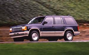 25 Years Of The Ford Explorer  A Look Back At This Suv U0026 39 S History