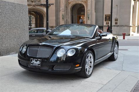 Bentley Continental Gtc by 2008 Bentley Continental Gtc For Sale 0 1461791