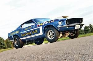 1969 Ford Mustang SOHC - Match Racer - Hot Rod Network
