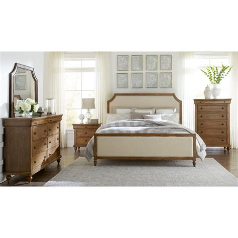 Rc Willey Bedroom Furniture by Classic Toffee Brown 4 Bedroom Set Brussels