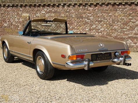 Overall a very solid, nice, well running collectible car. Classic 1970 Mercedes-Benz 280 SL Pagoda for Sale - Dyler