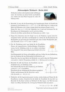 Flächeninhalte Berechnen Klasse 5 : aufgaben weidezelt abitur gk berlin 2016 mit l sungen ~ Themetempest.com Abrechnung