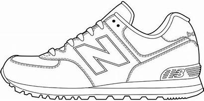 Balance Google Dessin Sneakers Sneaker Drawing Shoe