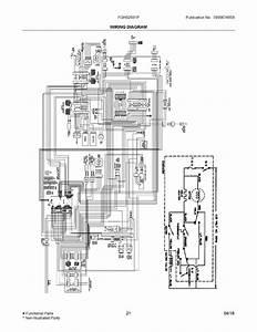 Frigidaire Fghs2631pf4a Parts List