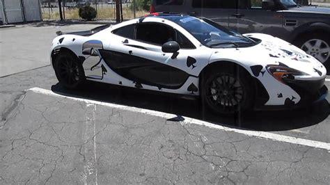 Deadmau5 Tommy Lee Mclaren P1 Gumball 3000 Reno Youtube