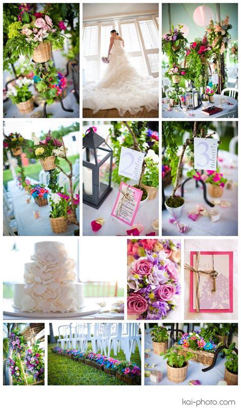secret garden themed wedding wedding decor inspirations