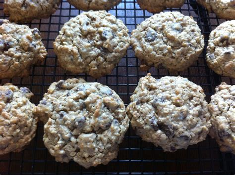 Cool on baking sheets 2. Diabetic friendly oatmeal chocolate chip cookies. Made ...