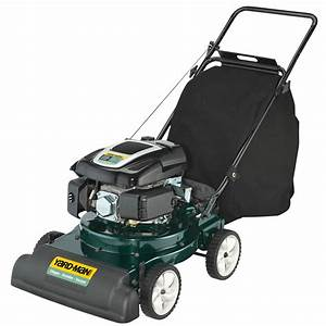 Perfect Cleaners Coupons Yard Machines 173cc Ohv 2 In 1 Plus Yard Vac Lawn