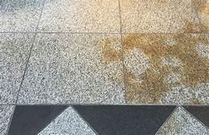 Terrassenplatten Reinigen Beton : flecken auf terrassenplatten kalkausbl hungen auf ~ Michelbontemps.com Haus und Dekorationen