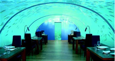 le premier restaurant aquarium au monde