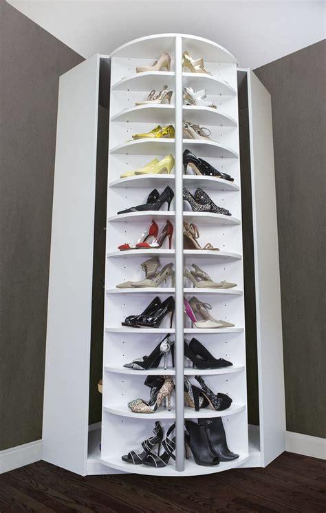 25 best ideas about lazy susan shoe rack on
