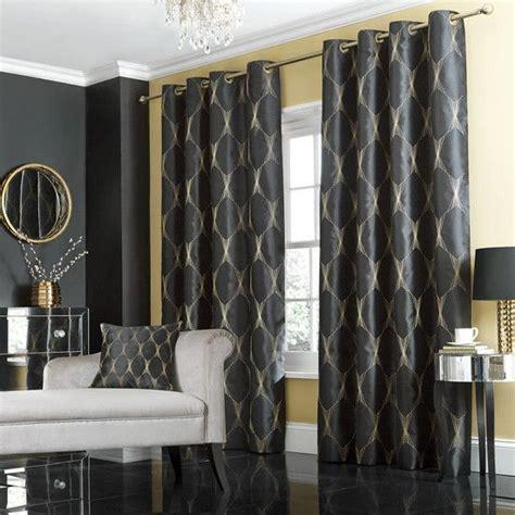 jazz curtains  black  pinterest
