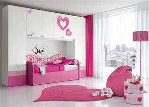 Modern girls small bedroom ideas greenvirals style for Design for small bedroom modern