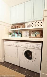small laundry room ideas 28 Best Small Laundry Room Design Ideas for 2018