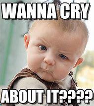 Cry Baby Meme