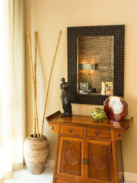 ideen fuer bambusstangen deko wie im raum verwenden