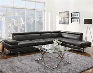 Grey leather sectional sofa steal a sofa furniture for Sectional sofa los angeles ca