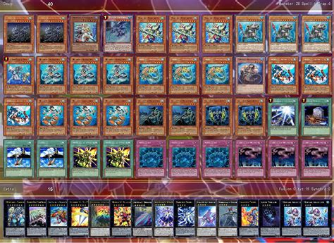 tier 1 yugioh decks the meta creative tier 0 1 decks yu gi oh tcg
