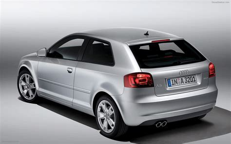 Audi A3 2009 by Audi A3 And S3 Sportback 2009 Widescreen Car