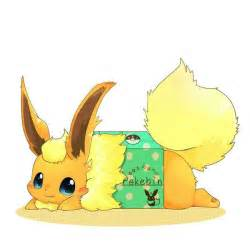 Cute Flareon and Jolteon