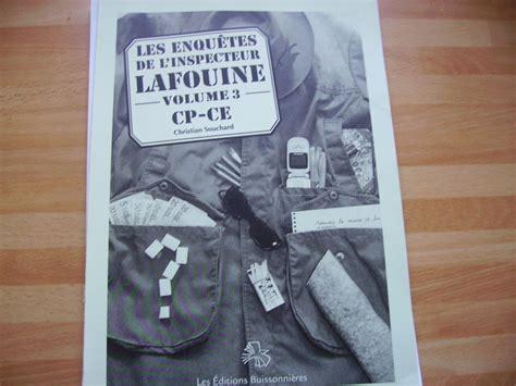 les enquetes de linspecteur lafouine clemence cazenave
