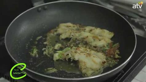 emission tv de cuisine emission tv de cuisine c 39 est ma cuisine lambi poêlé à