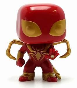 Funko Pop - Iron Spider UT Exclusive (Marvel) - Artoyz  Pop