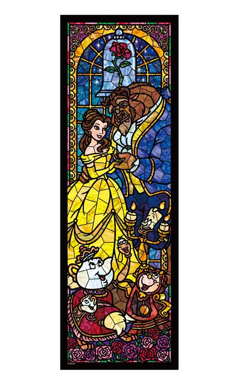 stained glass l disney stained jigsaw puzzle jigsaw puzzles for adults