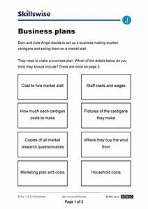 two page business plan template - winery business plan articleeducation