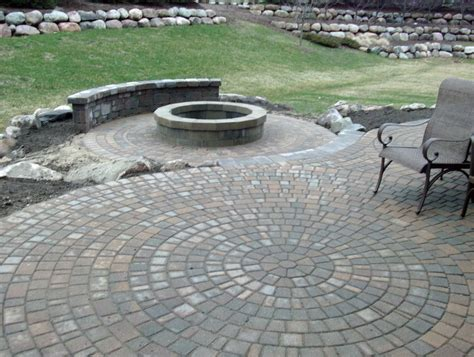 sted concrete patio vs pavers home design ideas