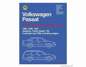 Vw B4 Passat Bentley Repair Manual