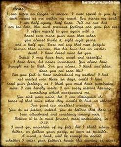 1000 images about true love romance on pinterest With jane austen persuasion letter