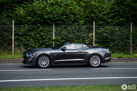 Ford Mustang Convertible 2015 by Ford Mustang Gt Convertible 2015 20 November 2016