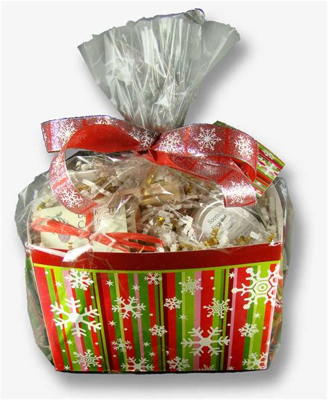 christmas gift baskets blackberry creek handmade soaps