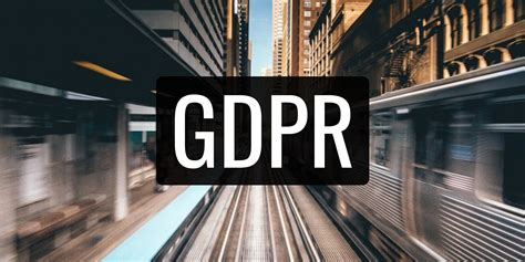 mobile devices present  significant risk  gdpr