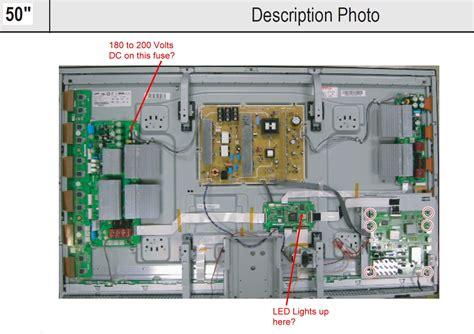 Samsung Pnb Plasma Power Relay Clicks Pcb Led
