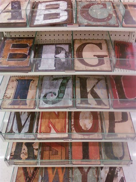 house numbers   painted tin letters   hobby lobby rustic letters rustic