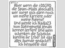 Die 6 besten Tweets zur DSGVO · Häfftde