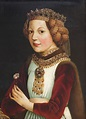 File:Madeleine of France, bethroted of Ladislaus the ...