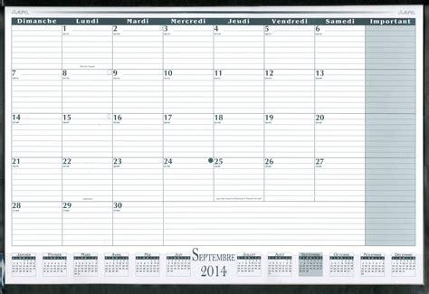calendrier de bureau livre calendrier de bureau mensuel académique 2014 2015