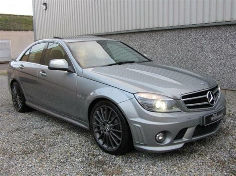 It had to be black and i wanted the 350, the. 2008 Mercedes-Benz C Class 6.3 C63 AMG 7G-Tronic 4dr | in Elgin, Moray | Gumtree