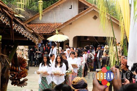 mengenal wisata kampung adat  bandung raya  bandung
