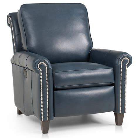 Smith Brothers Recliners by Smith Brothers 726 Traditional Motorized Recliner With