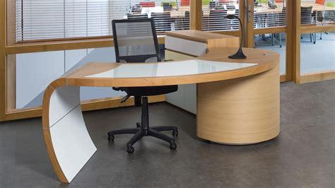 le bureau design bureau design chêne et merisier meubles lebreton