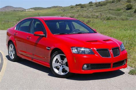 2009 pontiac g8 car review turbozens