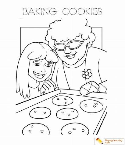Coloring Cookie Date